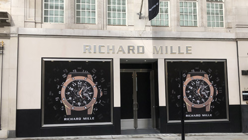 Richard Millie Shopfitting London